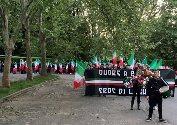 commemorazione carlo borsani legnano 2019