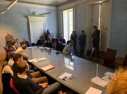 Conferenza servizi per la Caserma Garibaldi