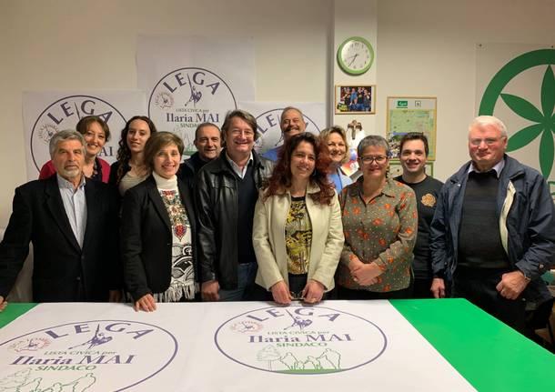 Elezioni amministrative 2019, Buguggiate