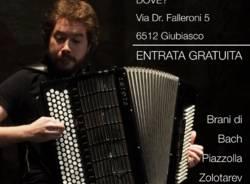 Eliseo Perretta concerto fisarmonica