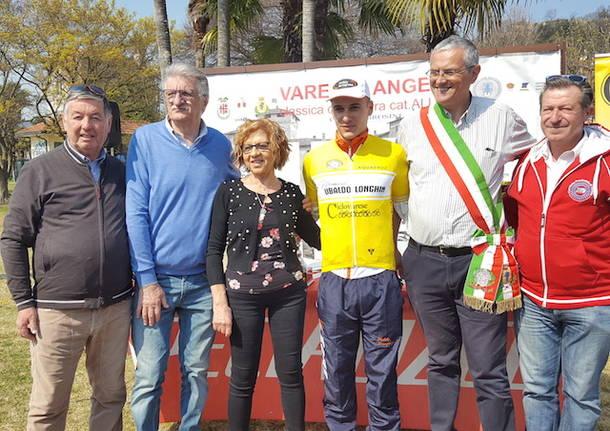 filippo borello ciclismo varese angera 2019 ciclovarese challenge