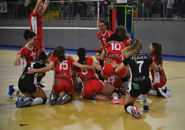 futura volley giovani busto arsizio promozione a2 2019