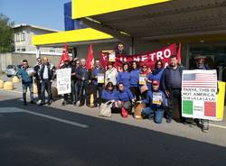 sciopero metro