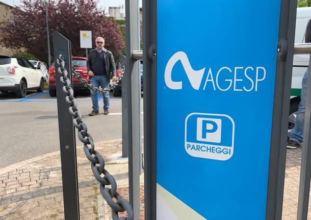 Il nuovo parcheggio Europa