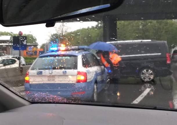 incidente busto