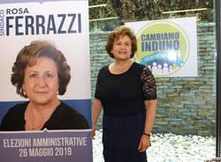 """Induno Olona - Presentazione lista """"Centro destra per Induno"""""""