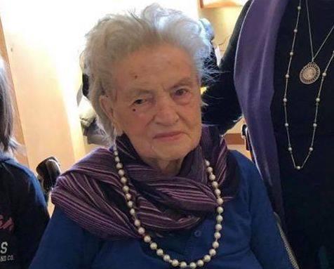 Lucia di Luvinate, 104 anni