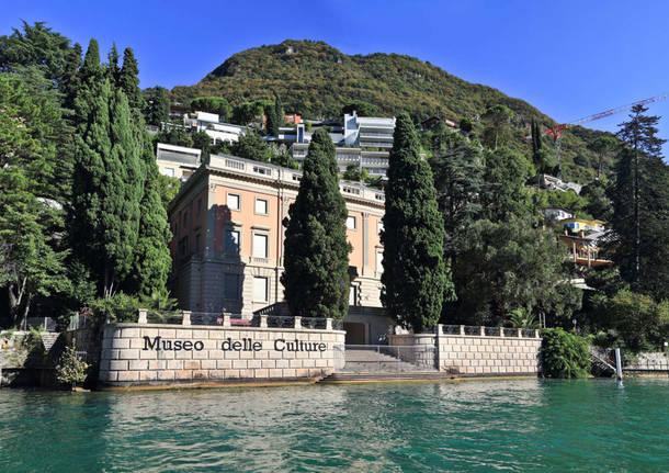 Lugano - museo delle culture villa malpensata