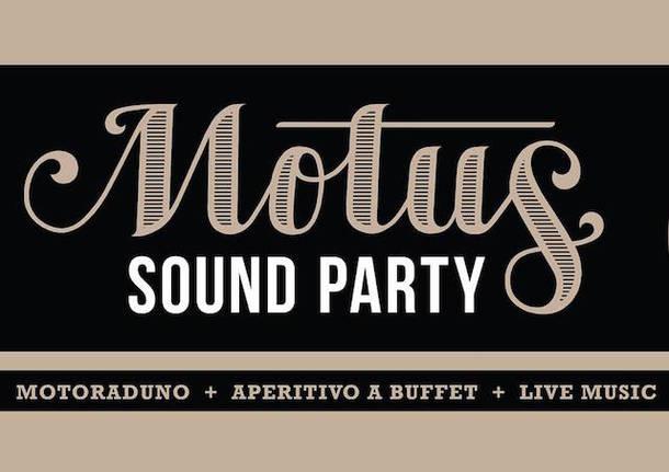 motus sound party