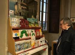 Nicolae Dabija in visita alla biblioteca
