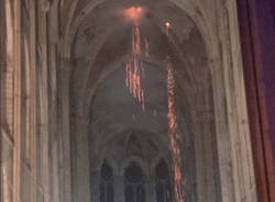 Notre Dame dopo il rogo