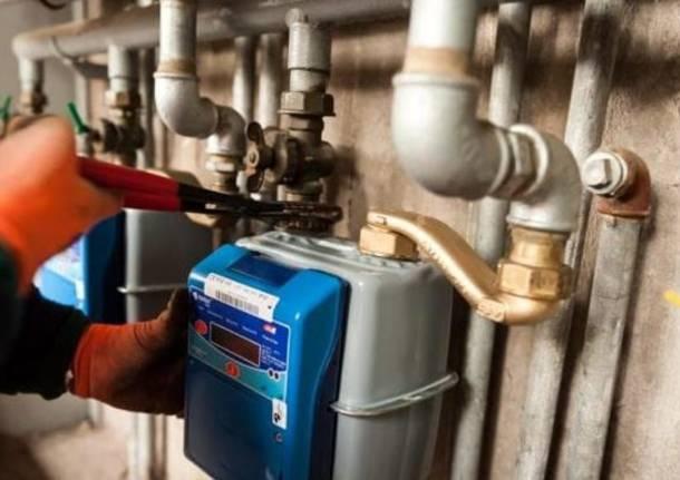 operaio contatore gas