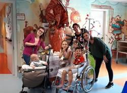 Pasqua all'Ospedale dei Bambini