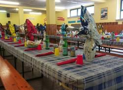 pranzo per gli ultimi da Exodus