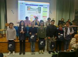 premiazione concorso Ascoli scuola Dante