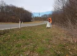 Retake the roads, un'iniziativa per pulire le strade nel Comasco