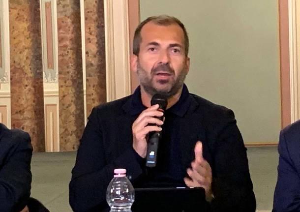 Serata con Paolo Berizzi