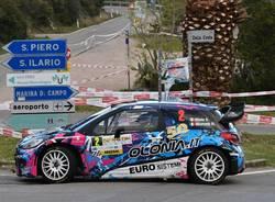 Simone Miele Roberto Mometti rally ciwrc 2019