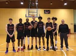 team ohio giovani leggende 2019 basket