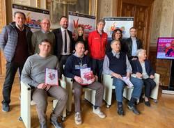 Tornei pasquali di basket Varese 2019 Trofeo Garbosi Giovani Leggende