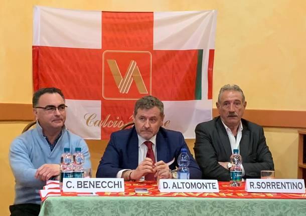 Varese Calcio 2018-2019