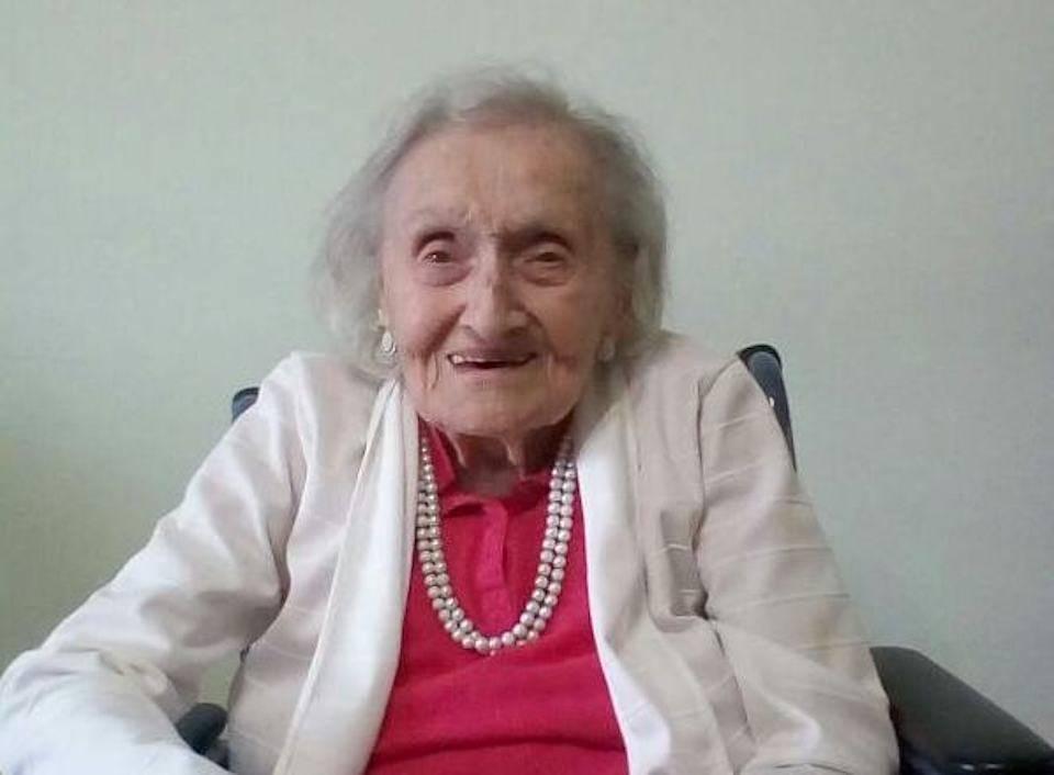 102 anni Enrica Sanfelici
