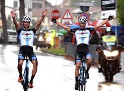 alessandro covi andrea bagioli ciclismo team colpack foto rodella