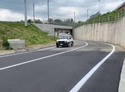 Arcisate - Inaugurazione strada dei frontalieri