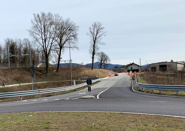 Arcisate - La strada dei frontalieri
