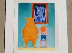 Artoo e l'arte racconta dai bambini