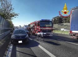 autostrada a8 incidente castellanza  3