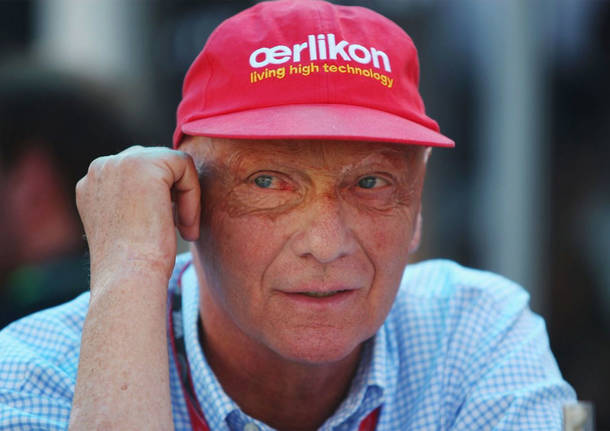 Addio Niki Lauda: la leggenda della Formula 1 aveva 70 anni