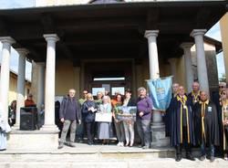 Borgo più bello: la premiazione a Tornavento