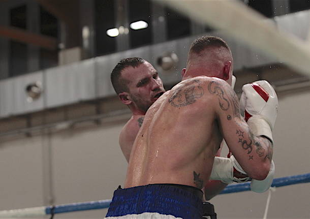 Boxe, Iuliano Gallo sconfitto ai punti