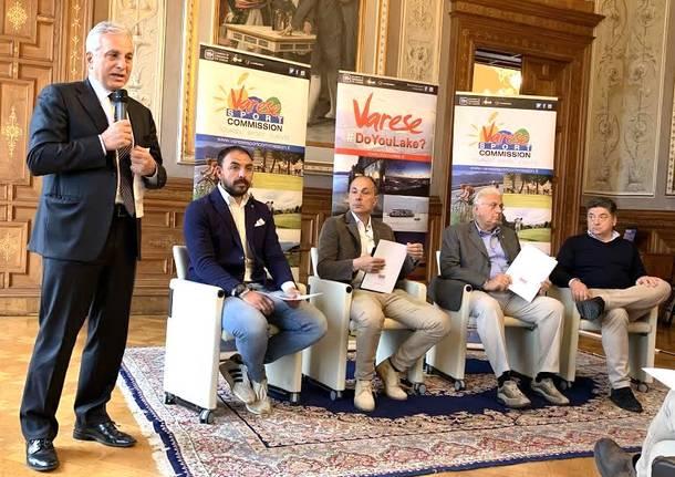 canottaggio 2019 varese sport commission