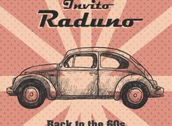 Raduno auto anni 60 ad Arcisate