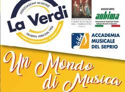 UN MONDO DI MUSICA