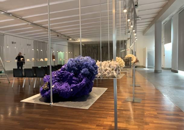 Miniartextil al Museo del Tessile