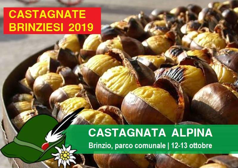 Seconda castagnata 2019 a Brinzio