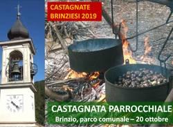 Terza castagnata 2019 a Brinzio
