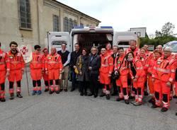 Nuova ambulanza per Sos Malnate