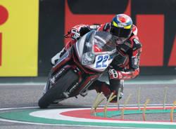 Superbike a Imola - Le moto in pista