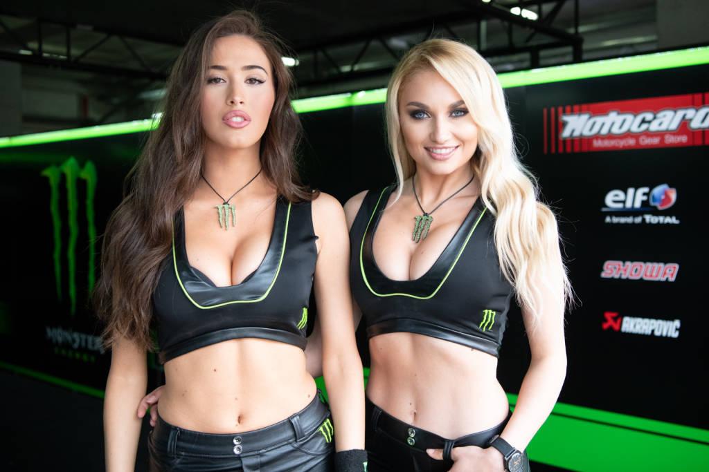 Superbike a Imola - Tra i box e il podio
