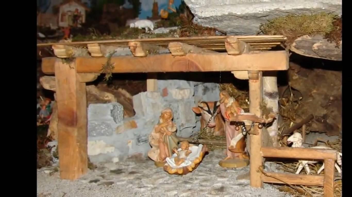 Presepi artistici a Brinzio