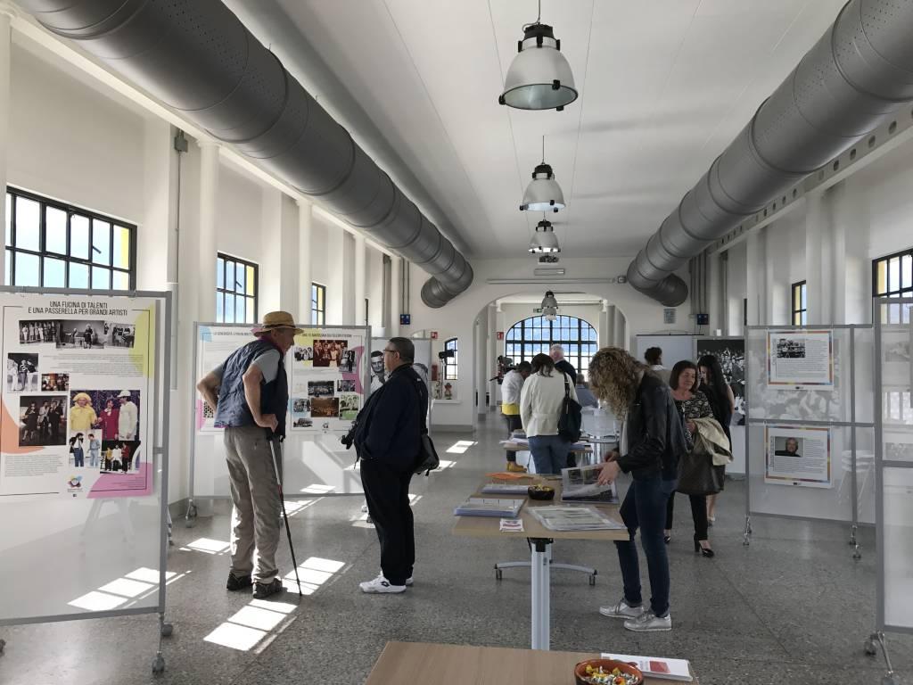 La mostra dedicata a Renzo Villa