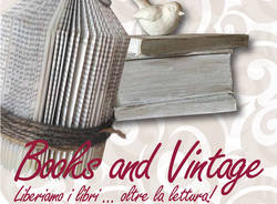 Books and vintage
