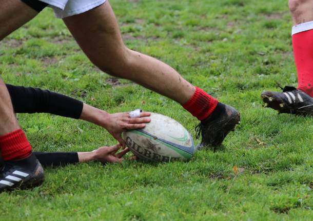 L'ultima stagionale del Rugby Varese