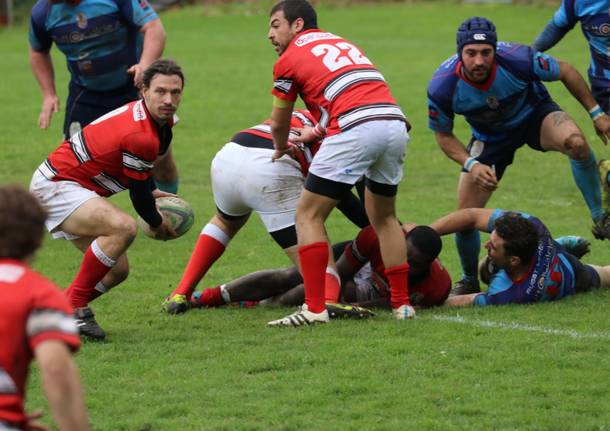 L\'ultima stagionale del Rugby Varese