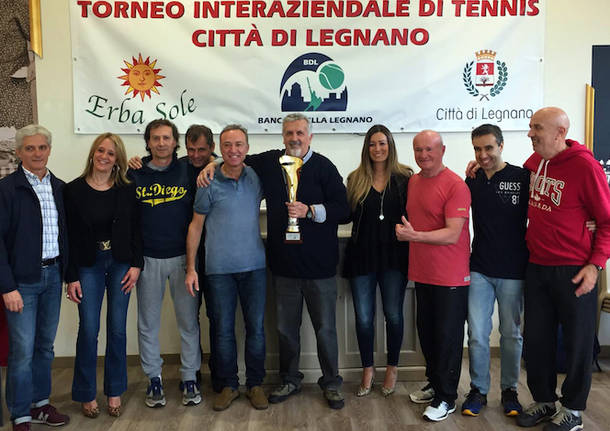Torneo Interaziendale Città di Legnano 2019