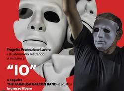 """Spettacolo Teatrale \""""IO\"""""""